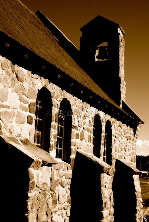 Chiesa di buon pastore fotografie stock