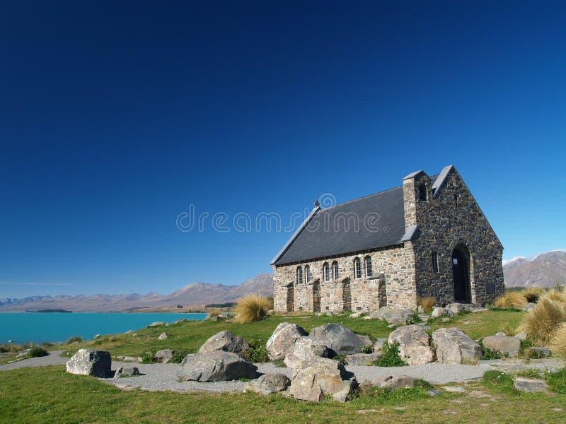 Chiesa di buon pastore immagine stock libera da diritti