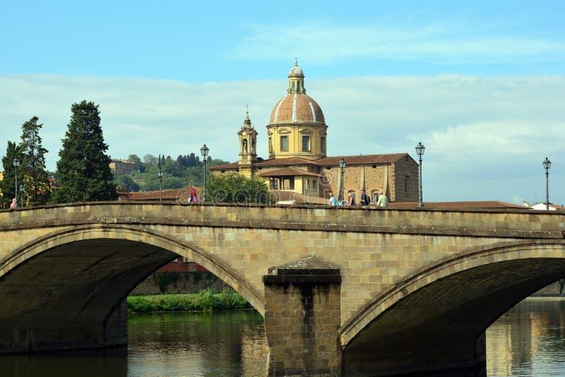 Chiesa di Cestello di Firenze - l'Italia immagine stock