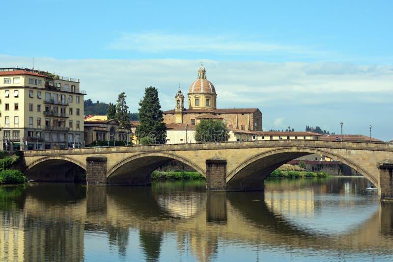 Chiesa di Cestello di Firenze - l'Italia immagini stock libere da diritti