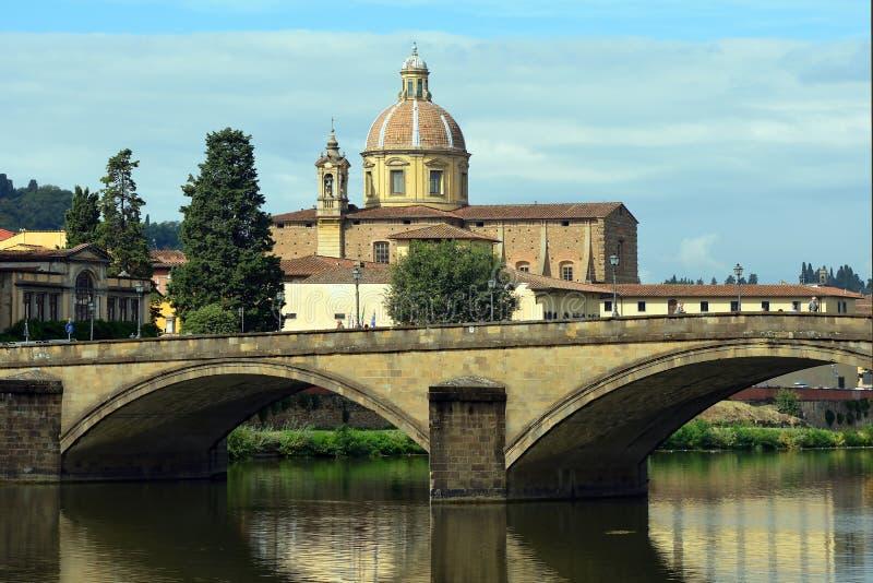 Chiesa di Cestello di Firenze - l'Italia immagini stock