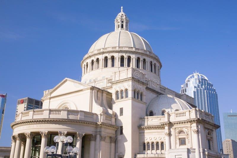 Chiesa di Christ, scienziato immagine stock