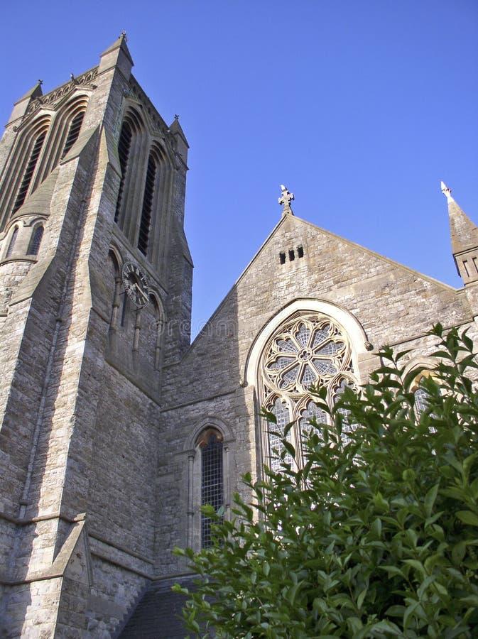 Chiesa di Eastbourne immagini stock libere da diritti