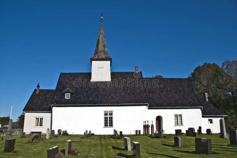 Chiesa di Idd fotografie stock libere da diritti