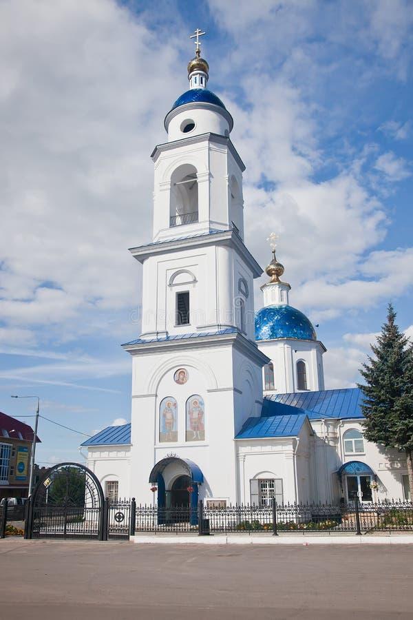 Chiesa di Maloyaroslavets fotografie stock