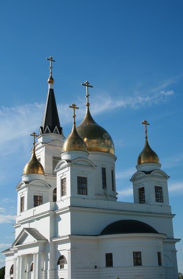 Chiesa di Mefody e di Cyril immagini stock