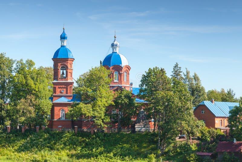 Chiesa di natività di vergine Maria benedetto immagine stock libera da diritti