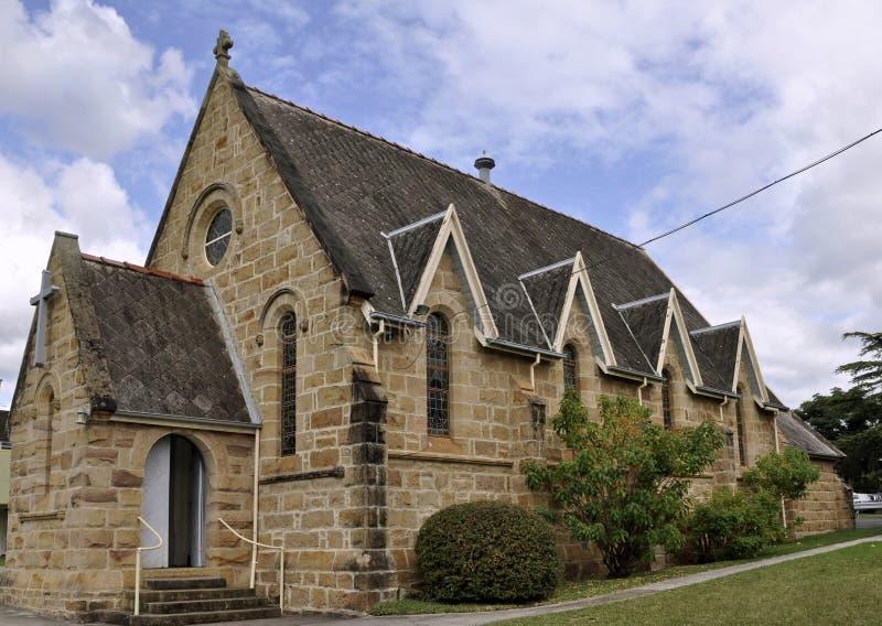 Chiesa di Nowra fotografia stock libera da diritti