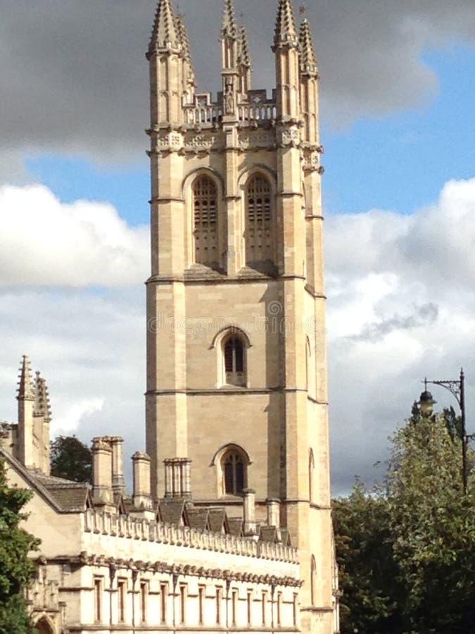 Chiesa di Oxford immagini stock