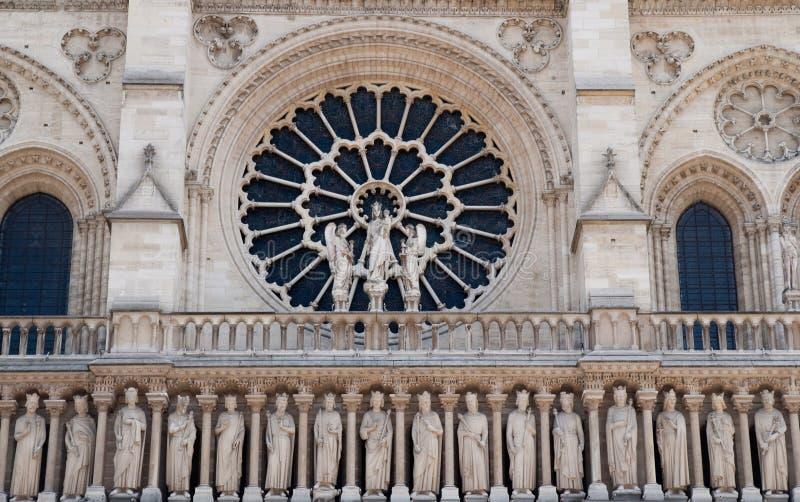 Chiesa di Parigi fotografia stock