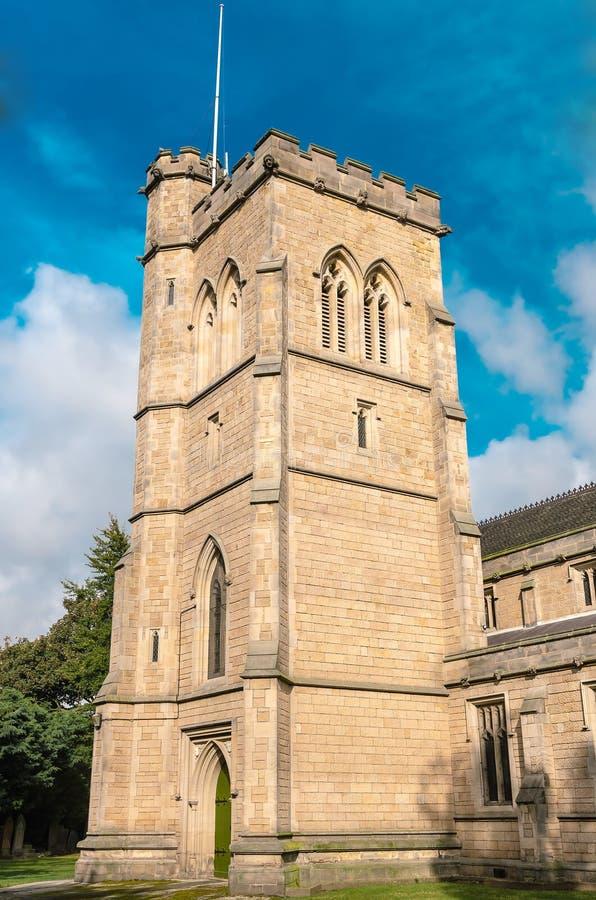 Chiesa di parrocchia di Beeston immagine stock