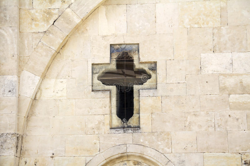 Chiesa di Saint Paul (tarso Turchia) fotografia stock libera da diritti