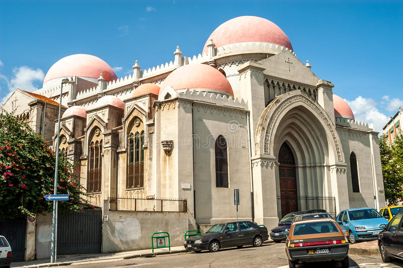 Chiesa di San Giuliano imagem de stock royalty free