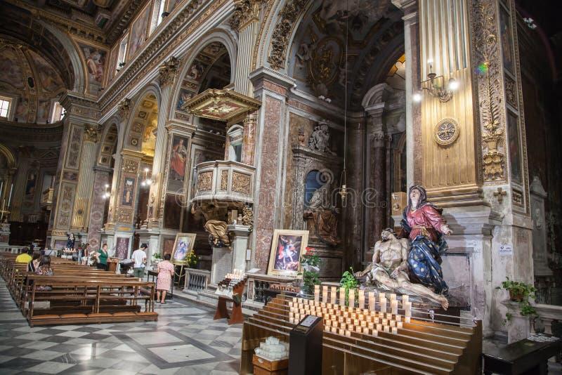 Chiesa di san marcello al corso a roma immagine editoriale for Corso di arredatore d interni roma