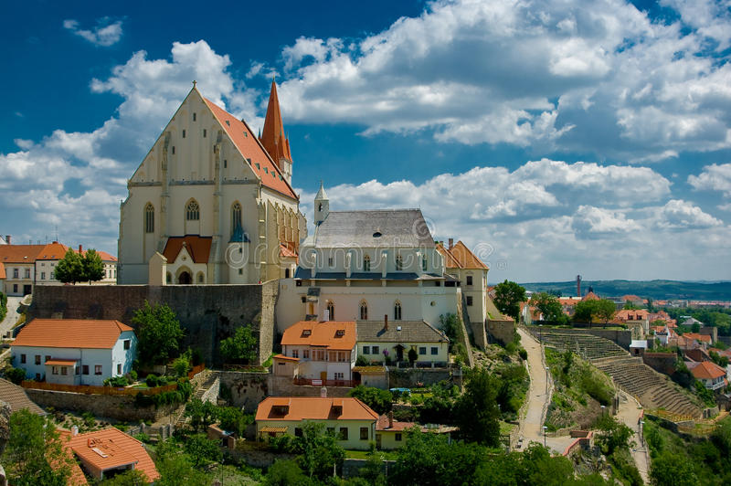 Chiesa di San Nicola. immagini stock libere da diritti