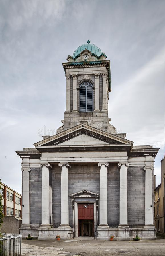Chiesa di San Nicola di Myra, Dublino, Irlanda immagini stock