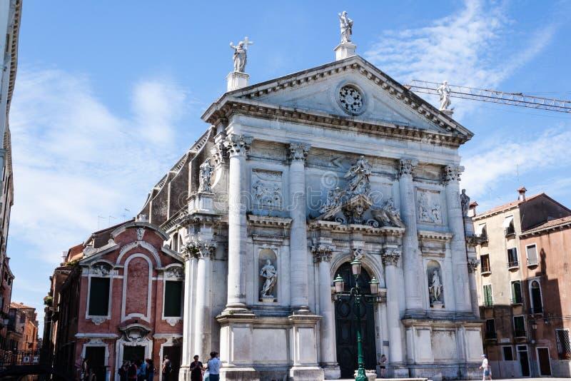 Chiesa di San Stae lizenzfreie stockfotos
