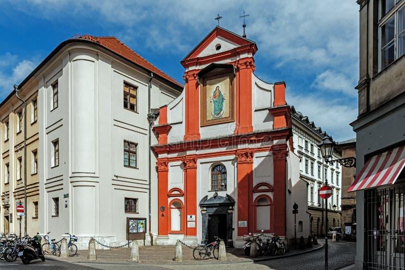 Chiesa di St John il battista e St John immagini stock libere da diritti