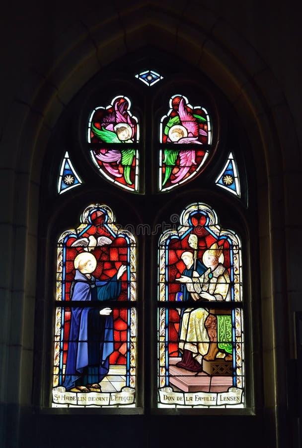 Chiesa di St Martin del vice immagini stock libere da diritti