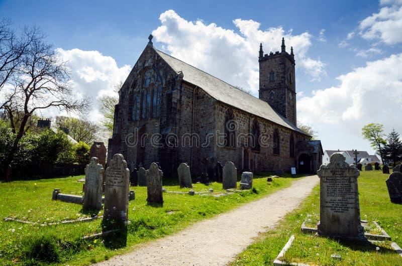 Chiesa di St Michael, Princetown immagini stock libere da diritti