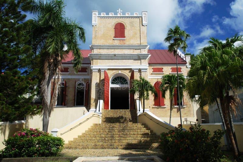 Chiesa di St.Thomas immagine stock libera da diritti