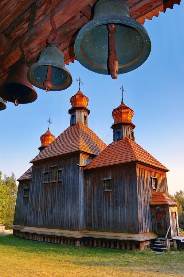 Chiesa e belltower immagine stock libera da diritti