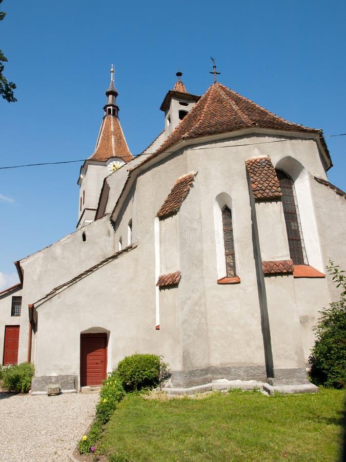 Chiesa evangelica fotografia stock libera da diritti