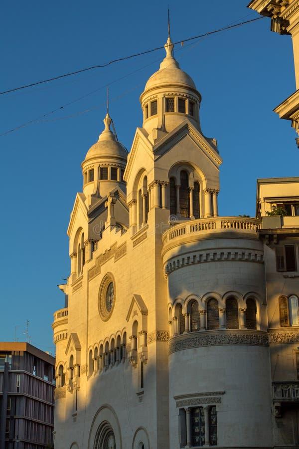 Download Chiesa Evangelica Di Valdese Alla Piazza Cavour A Roma Immagine Stock - Immagine: 89739545