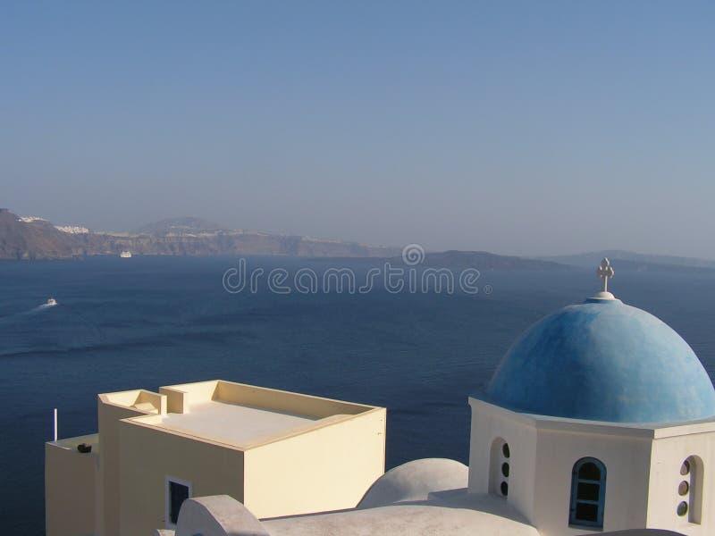 Chiesa Greca royalty-vrije stock foto's