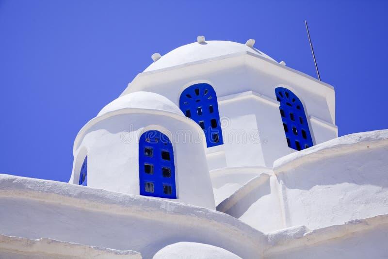 Chiesa greca immagini stock
