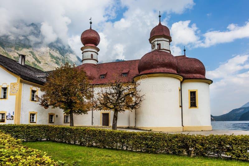 Chiesa incantante immagine stock