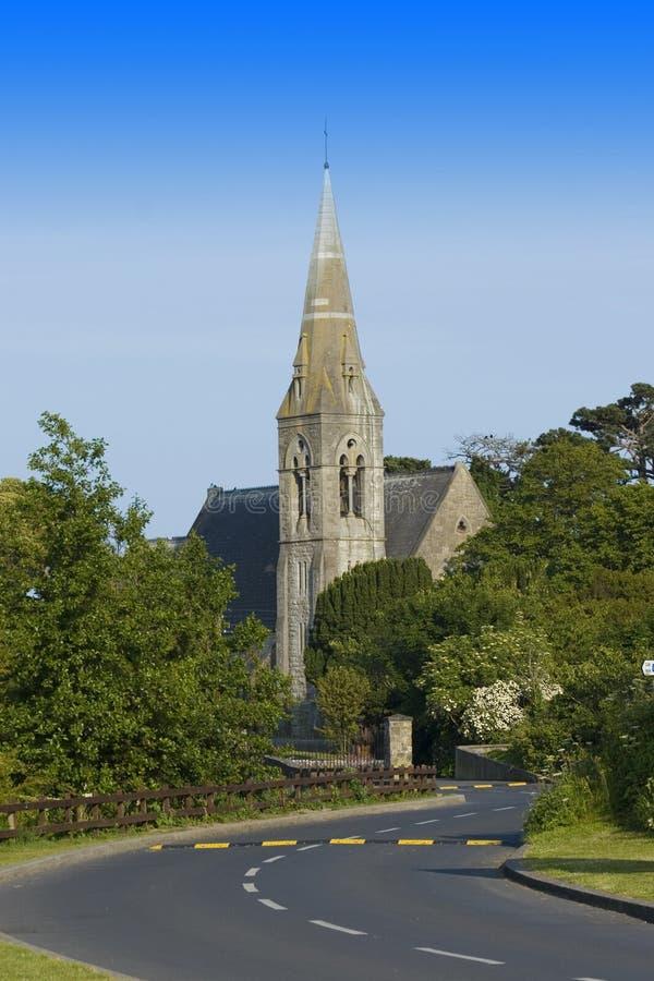 Chiesa irlandese fotografie stock