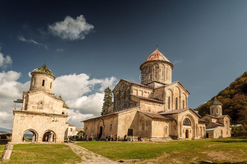 Chiesa Kutaisi immagini stock libere da diritti