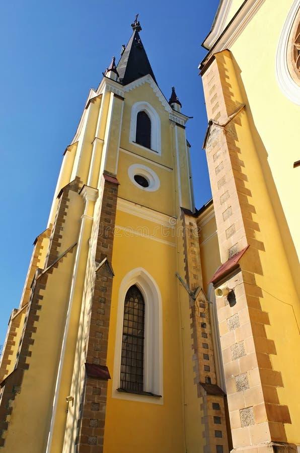 Chiesa a Marian Mount immagini stock