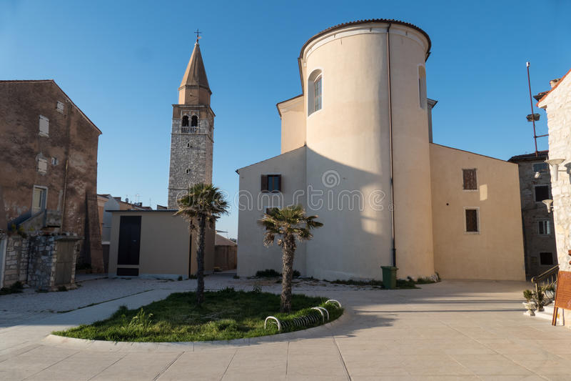 Chiesa Mediterranea fotografia stock libera da diritti