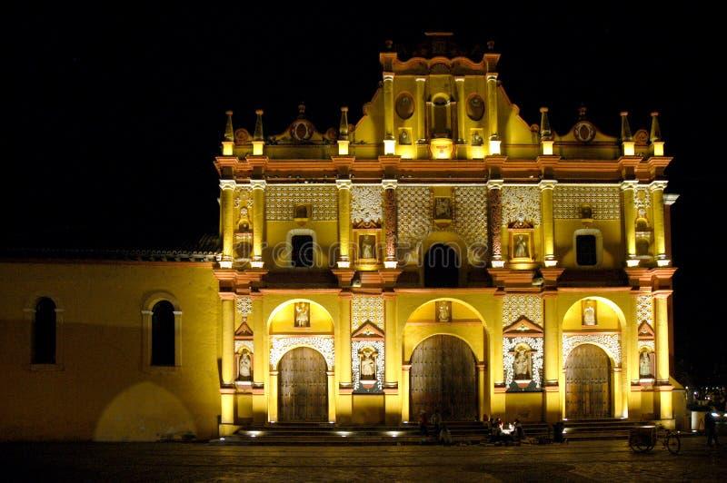 Chiesa - Messico fotografie stock