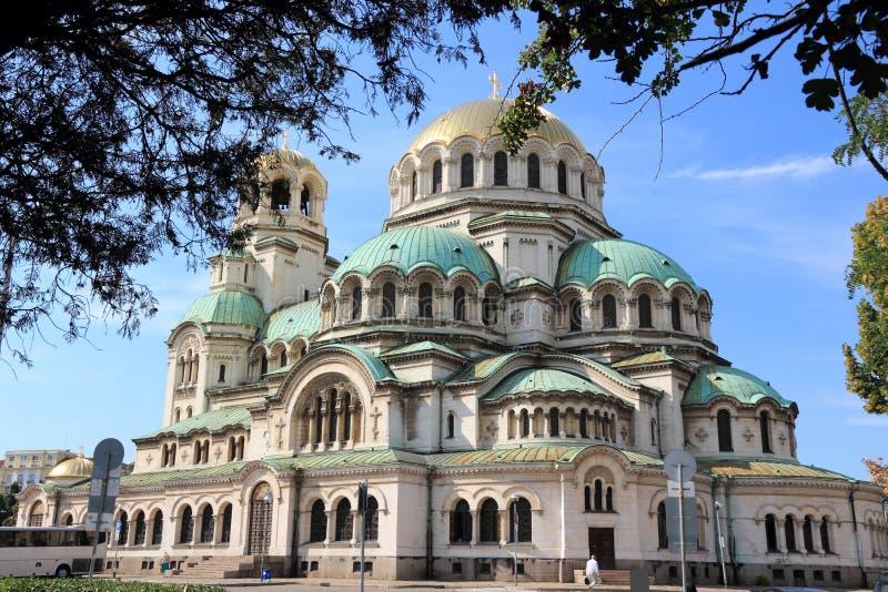 Chiesa ortodossa della Bulgaria immagine stock