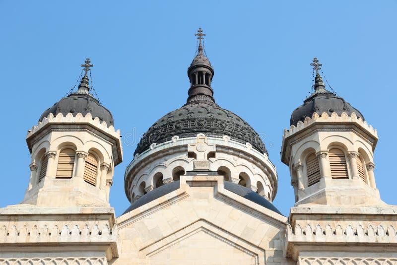 Chiesa ortodossa in Romania immagini stock
