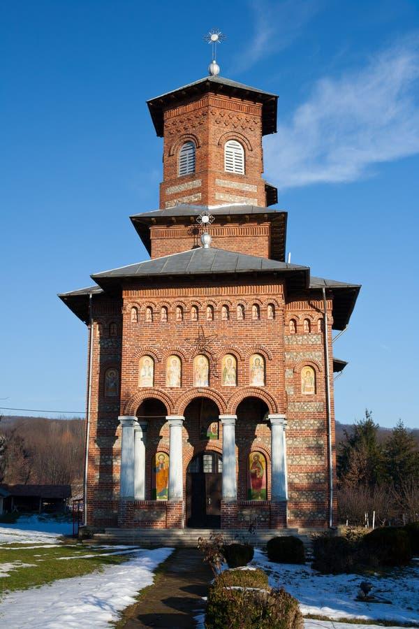 Chiesa ortodossa rumena fotografia stock libera da diritti