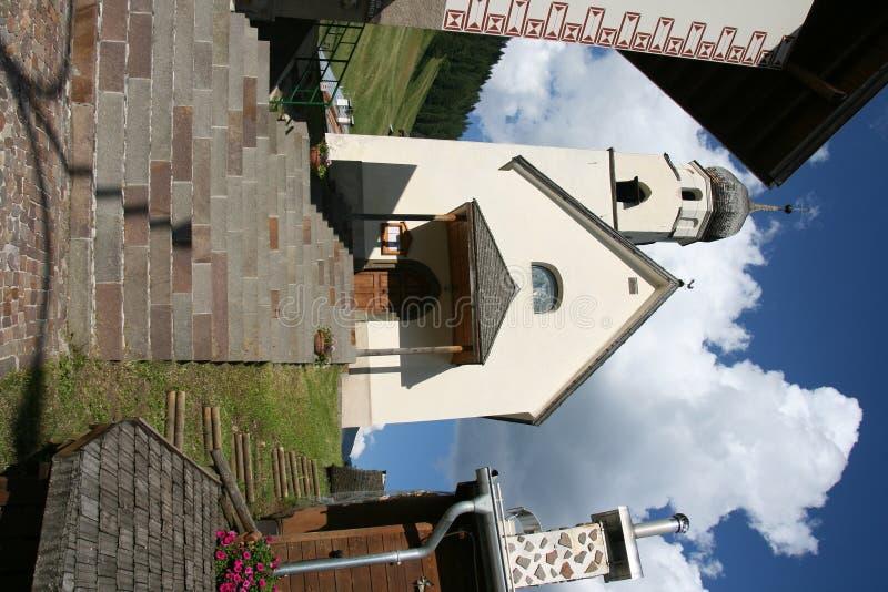 Chiesa penia stock image