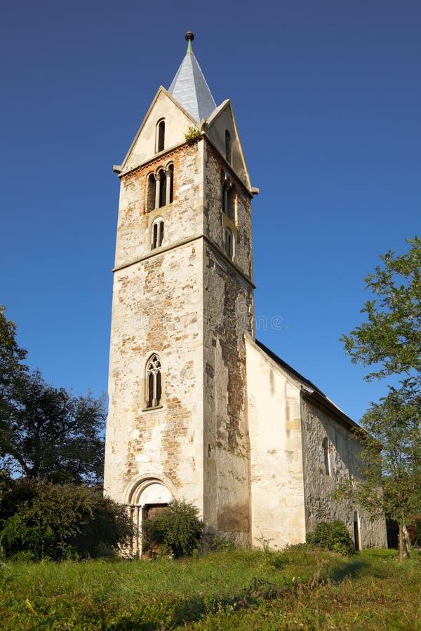 Chiesa riformata Orlea della Santa Maria immagine stock