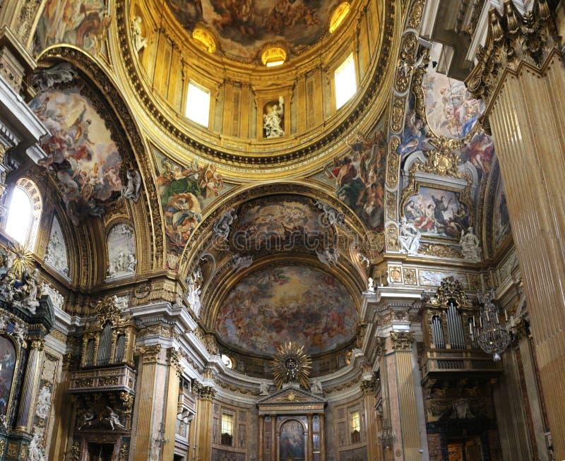 Chiesa romana immagini stock