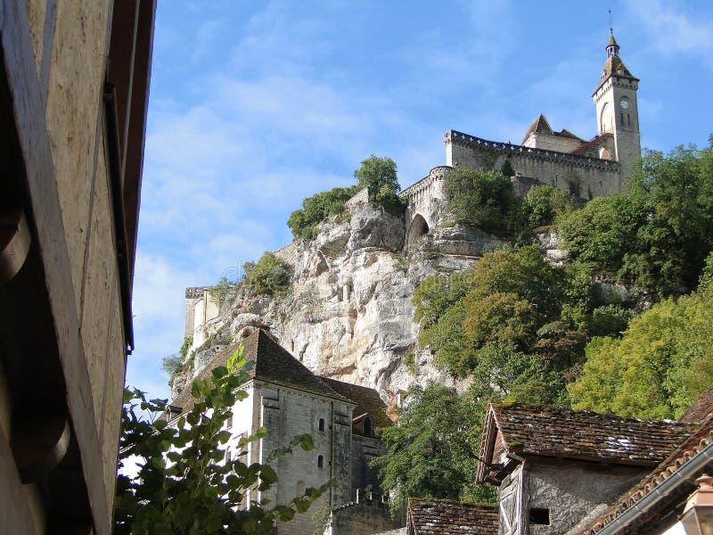 Chiesa romanica e santuari immagini stock