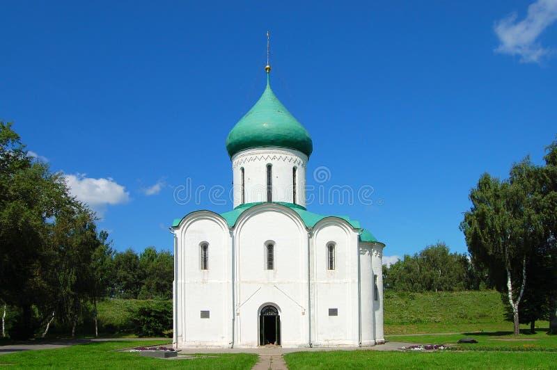 Chiesa Russia dell'annata immagine stock libera da diritti