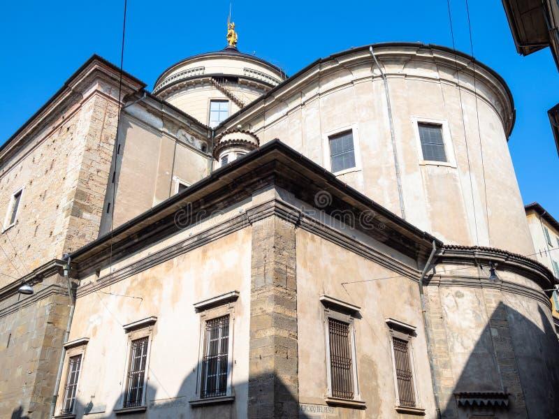Chiesa San Patrizio en St Alexander Cathedral royalty-vrije stock foto's