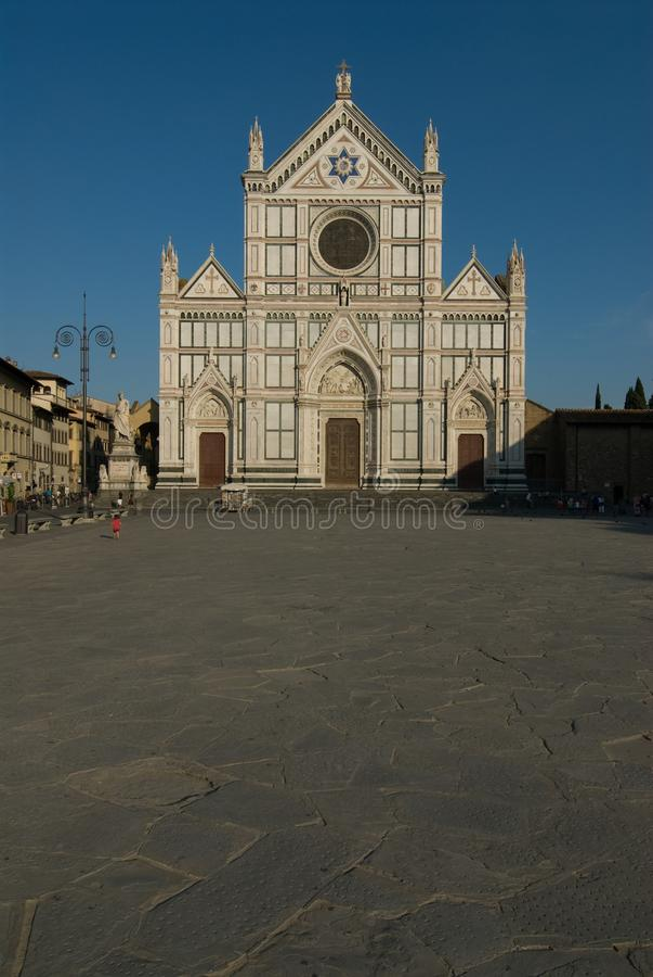 Chiesa Santa Croce fotografia stock libera da diritti
