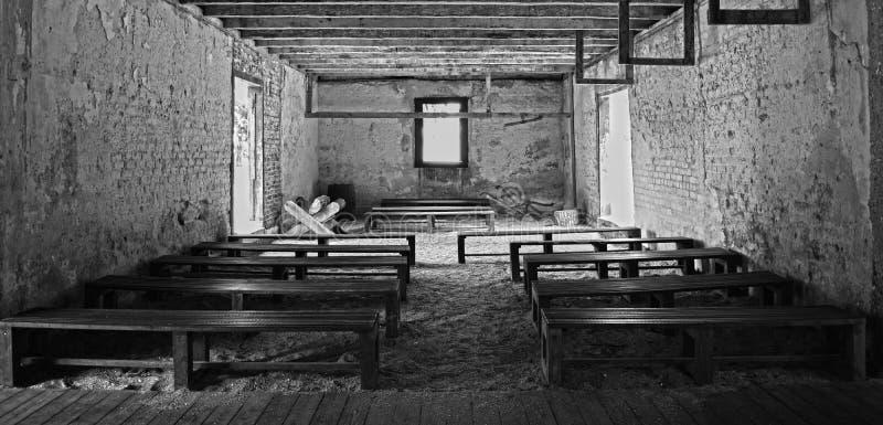 Chiesa storica fotografie stock