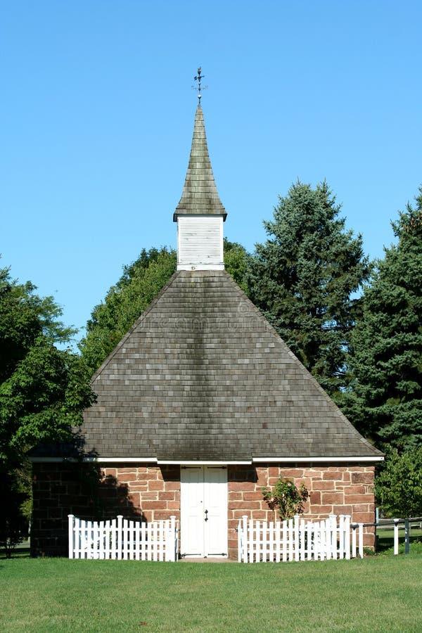 Download Chiesa storica fotografia stock. Immagine di steeple, religione - 7310166