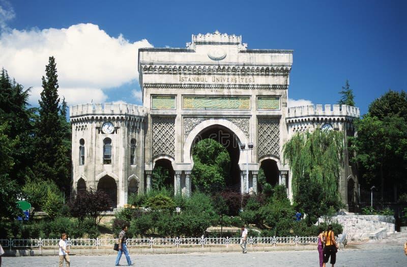 Chiesa Su Costantinopoli Immagini Stock