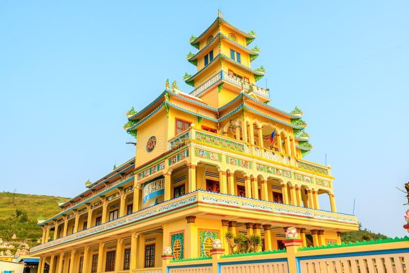 Chiesa Vietnam immagini stock